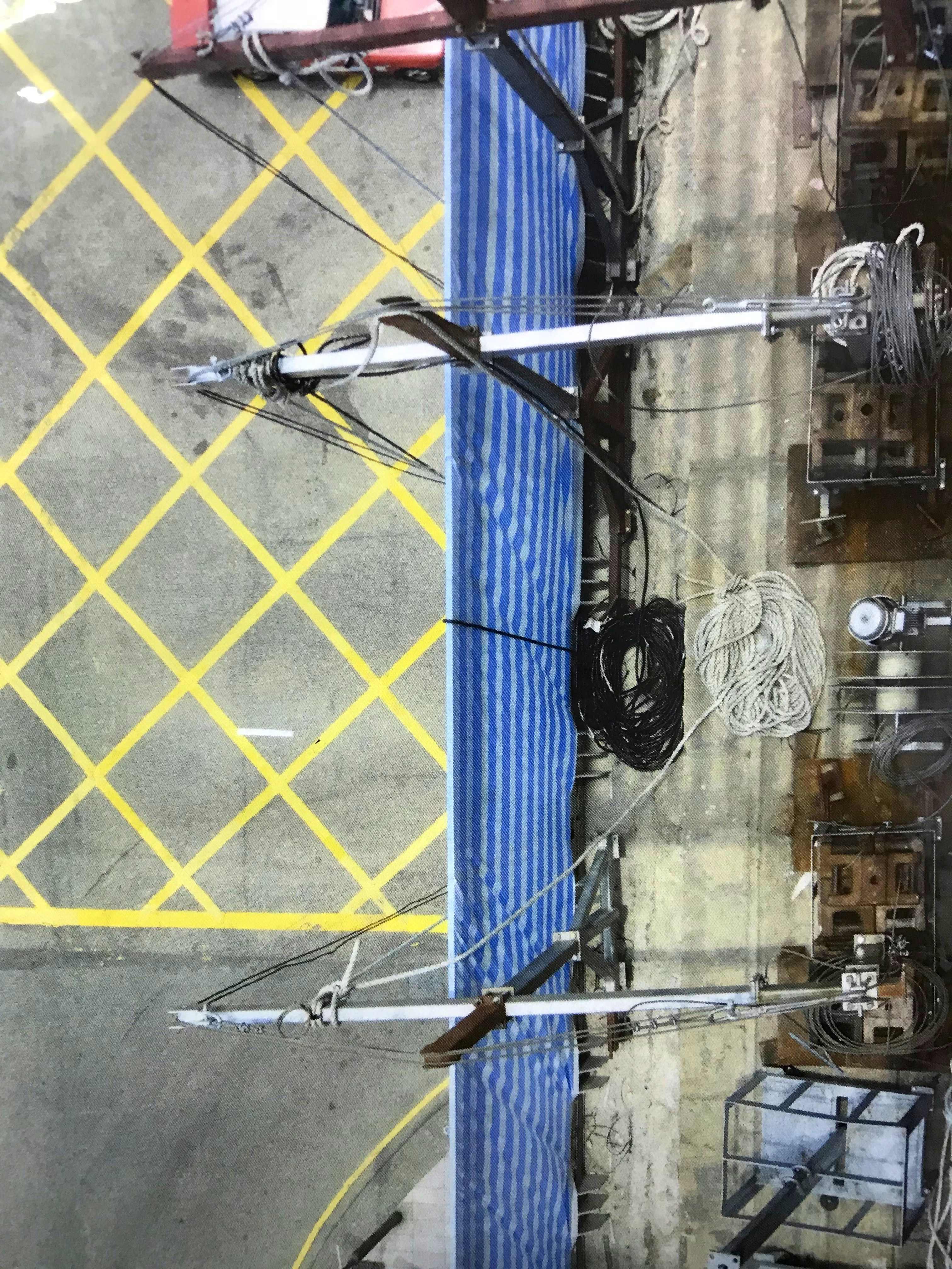 Temporary Gondola System China King Engineering Ltd